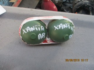 SPHERES DE SUPENSION CITROEN XSARA