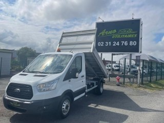 Ford Transit Benne 170ch / 29 800 kms