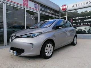 Renault Zoe Life charge rapide