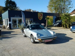 PORSCHE 911 3.2L SC 231 CV BOITE G50