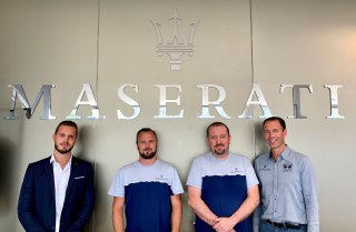 Equipe Maserati