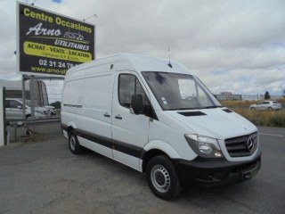 Mercedes Sprinter 313 cdi BlueEfficiency Vo: 1098