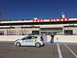 Auto Challenge & Natacha Perroteau participe à la finale de la Clio Cup 2016