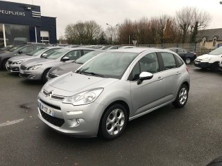 Citroën C3 COLLECTION 1.2L PURETECH 82CV BVM5 49040 km