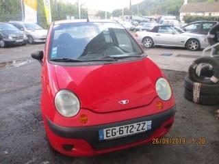 daewoo matiz 0.800 essence 52 cv