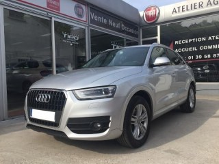 Audi Q3 2.0 TDI 140ch Ambition Luxe 177000 km