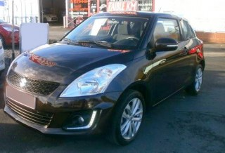 Suzuki Swift 1.2 VVT SO CITY 3P  53940 km