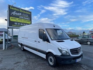 Mercedes Sprinter 314 cdi 43s / 34 000 Kms / 2018