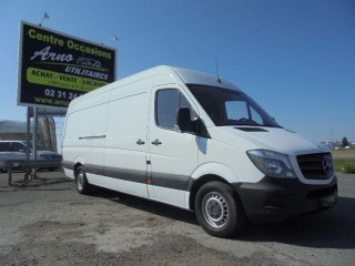 Mercedes Sprinter 313 cdi 43s / extra-long VO:0999