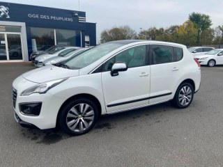 Peugeot 3008 ALLURE 1.6L BLUEHDI 120CV EAT6 102540 km