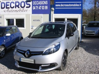 Renault Grand Scenic DCI 130ch Bose 7 places 6624 km