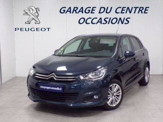 Citroën C4 1.6 Hdi 92ch Business 87172 km