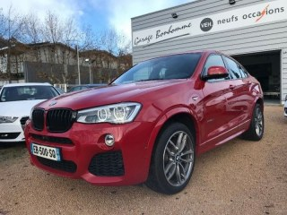 BMW X4 2.0da 190 PACK M 61000 km