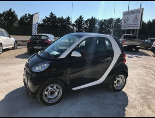 Smart Fortwo II COUPE PURE CDI 40 KW SOFTIP 32713 km