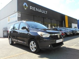 Dacia Lodgy 1.2 TCE 115 CV Black Line 5 Places
