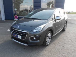 Peugeot 3008 1.6 HDi 115ch FAP BVM6 Style 121707 km