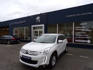 Citroën C4 AIRCROSS 1.6 HDI 115CH BVM6 FEEL EDITION  125000 km