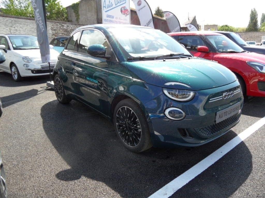 Fiat 500 E PRIMA 118 CV / 320 KIL AUTONOMIE