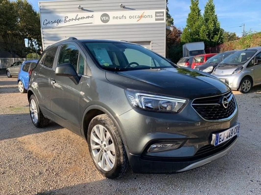Opel Mokka 1.6 CDTI 136 INNOVATION
