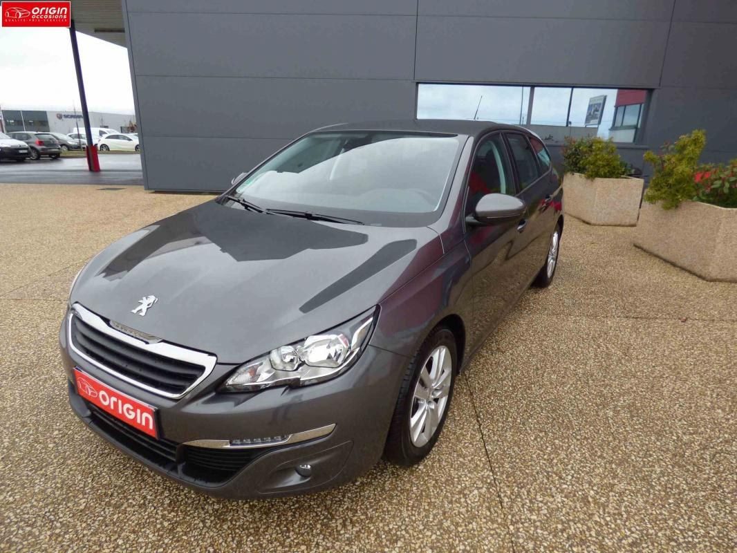 Occasion Peugeot 308 SW PARCAY MESLAY 37210