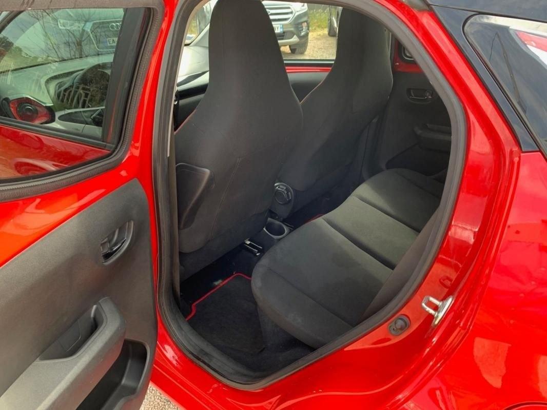 Toyota Aygo 1.0 VVTI 69 X-CITE
