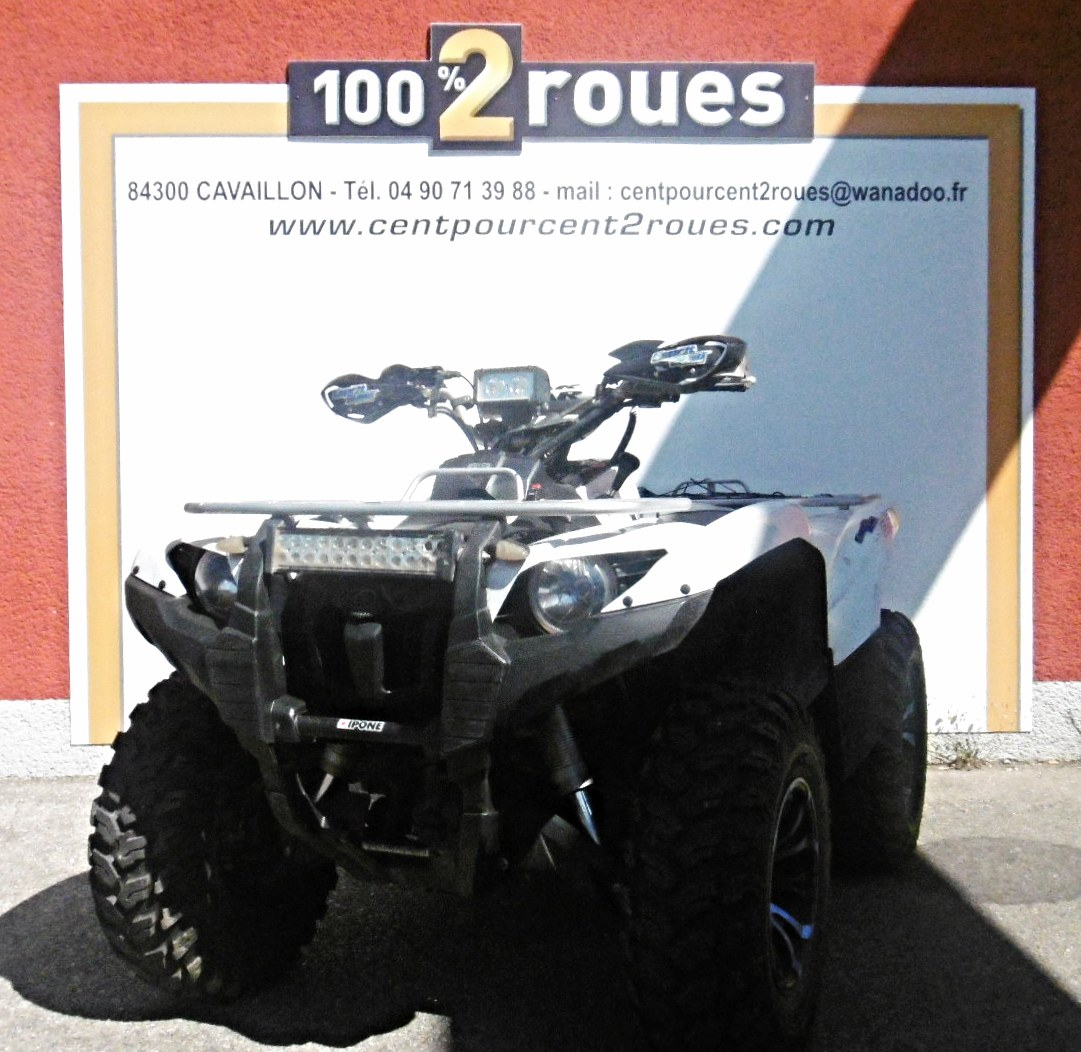 quad yamaha grizzly 700cc vente occasion