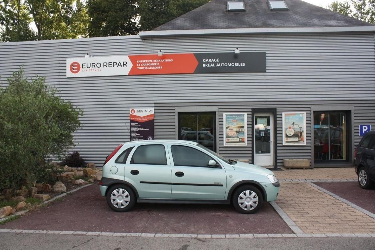 Opel Corsa 1.2 16V 65CH CITY 5P