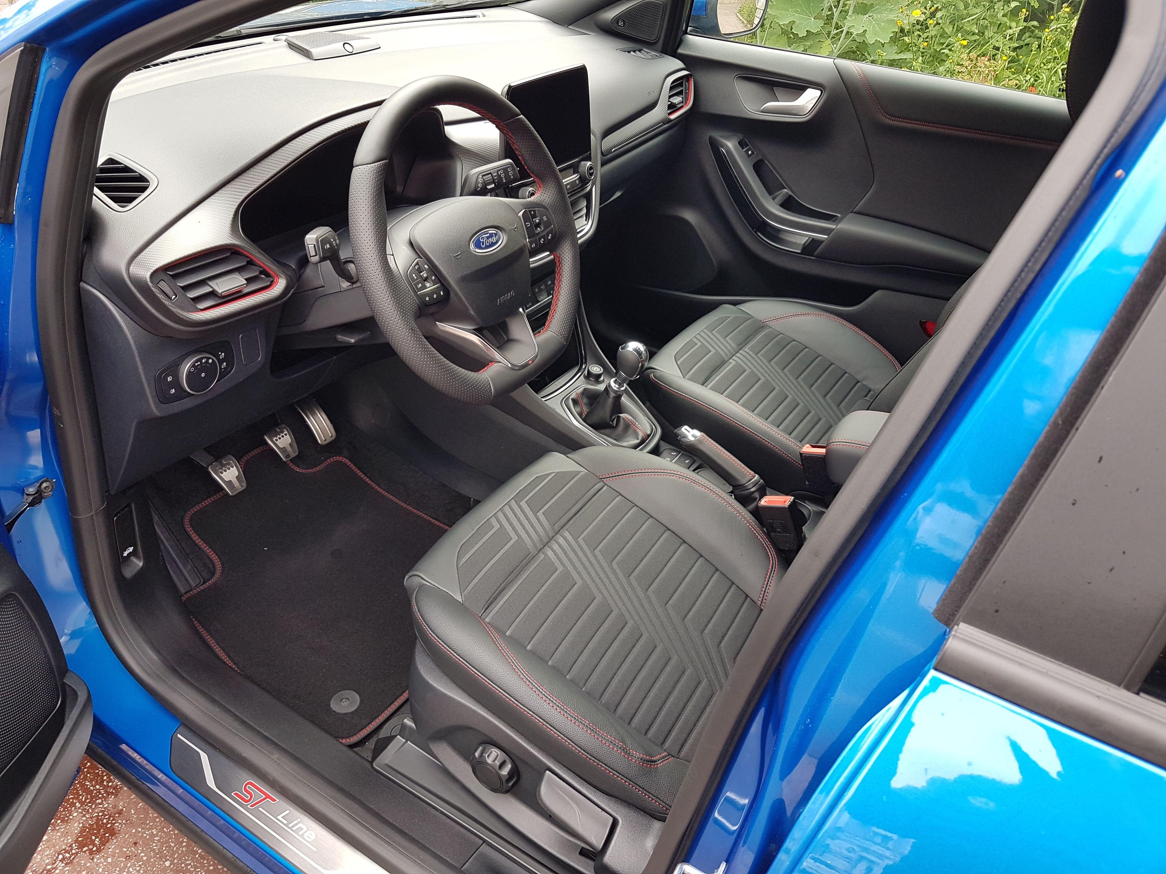 Mandataire auto Beauvais Haut De France Ford Puma Stline X 1.0 Ecoboost 125cv Mhev Hybrid