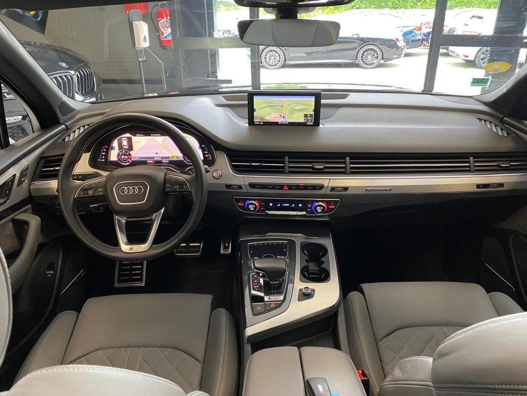 Audi SQ7 4.0 V8 TDI 435 CV QUATTRO 7 PLACES TVA