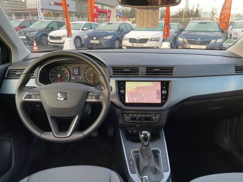 Seat Arona BUSINESS 1.0 EcoTSI 95 ch Start/Stop BVM5 Style
