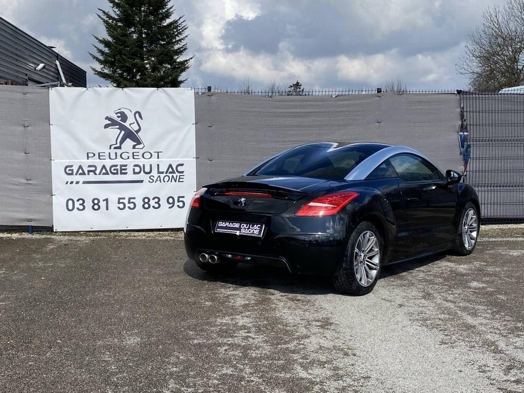 Peugeot RCZ 2.0 HDI 2 portes