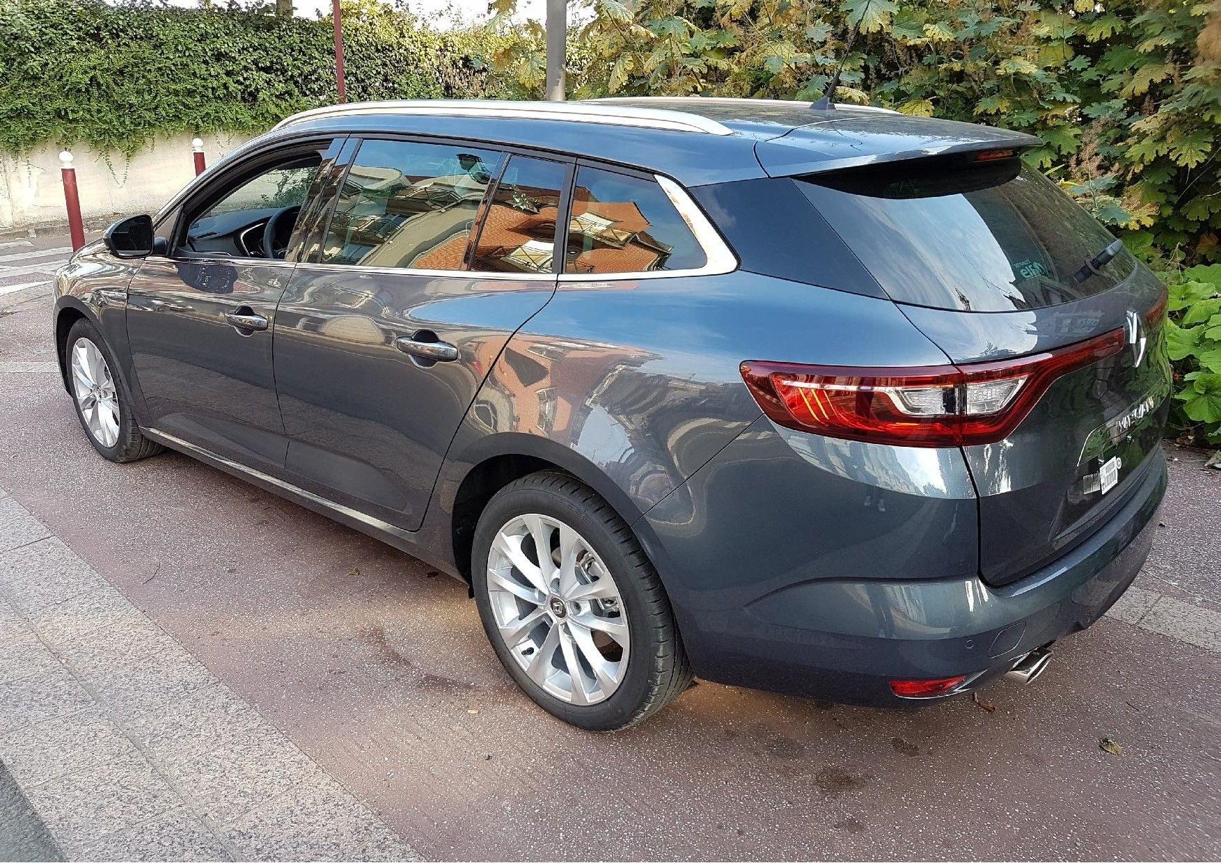 Mandataire auto Beauvais Picardie Renault Megane Estate Intens Tce Dci Edc