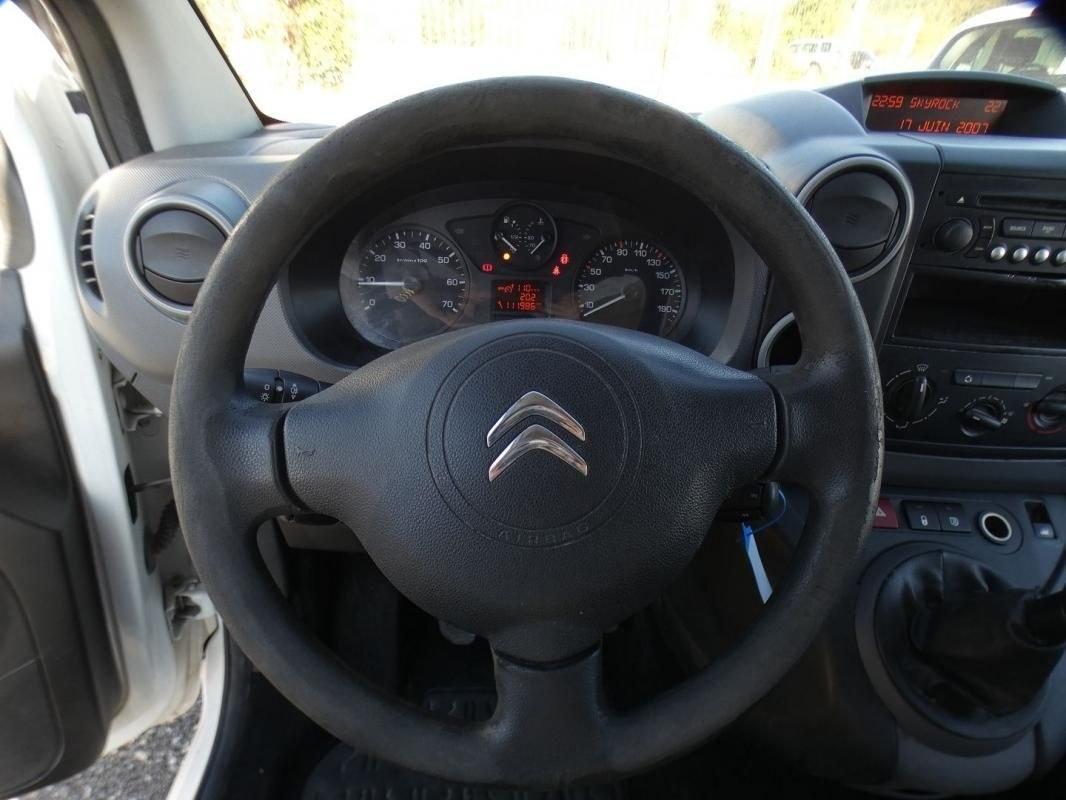 Citroën Berlingo 20 L1 HDI 75 CONFORT