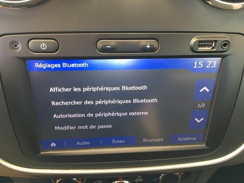 Dacia Sandero 0.9 TCe 90ch Stepway Prestige Euro6