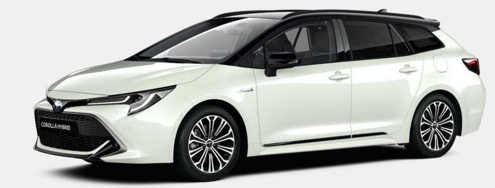 Mandataire auto Beauvais Haut De France Toyota Corolla Touring Sport e-CVT Hybrid 125cv - 180cv
