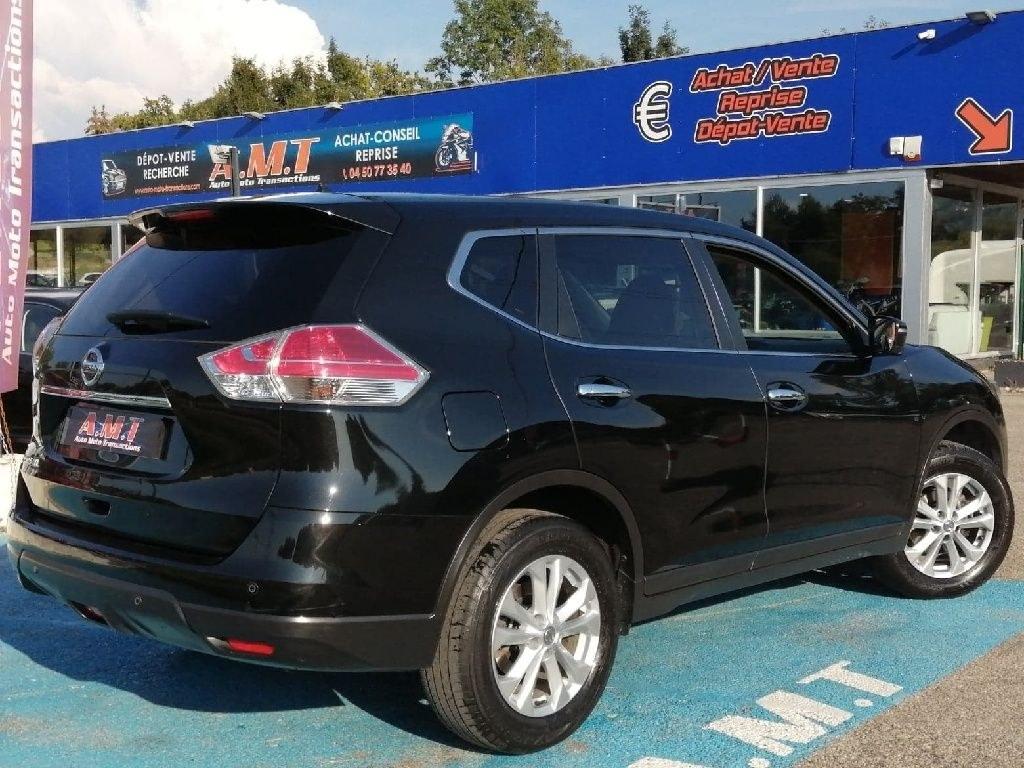 Nissan X-Trail 1.6 dCi 130 5pl Acenta