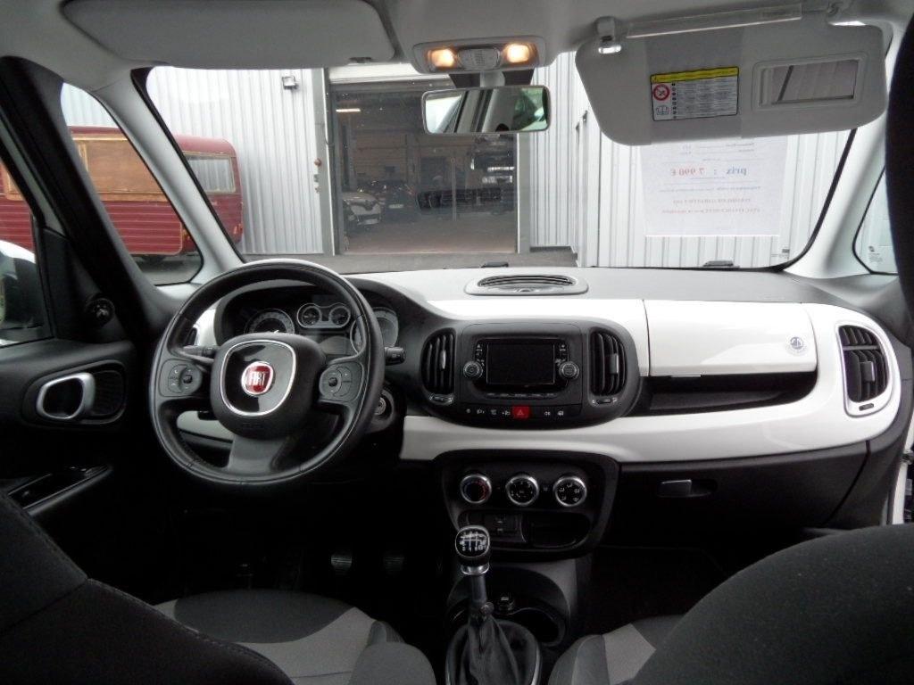 Fiat 500L 14 PETIT BATEAU 95 cv BOITE 6