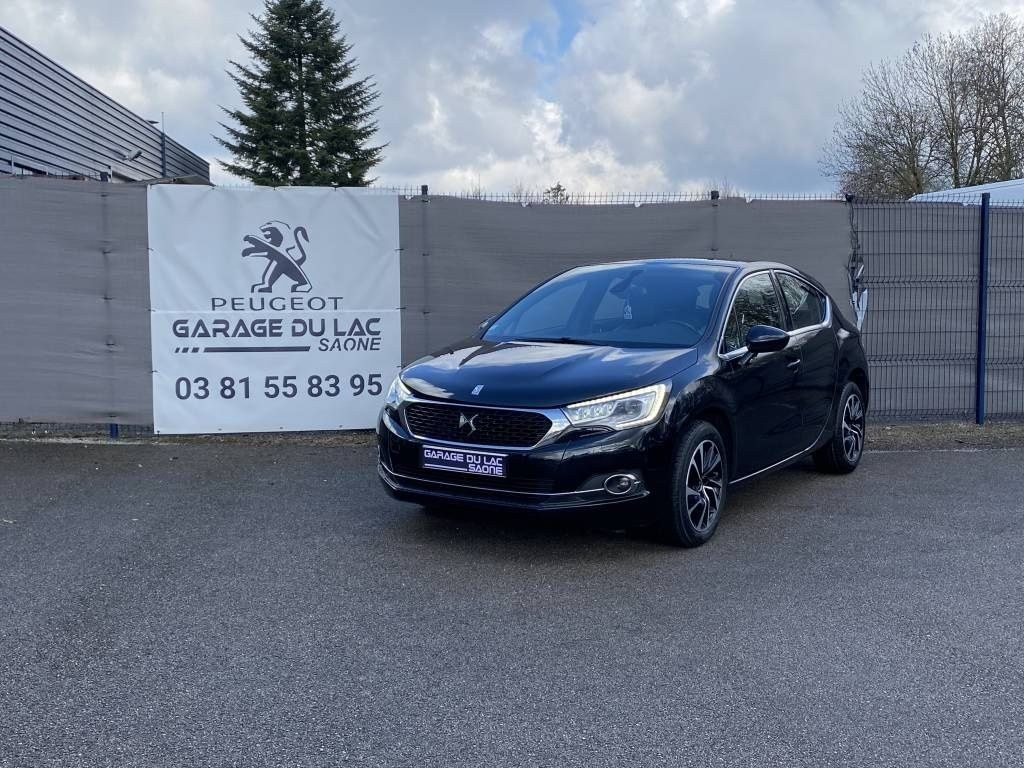 DS DS 4 1.6 BLUE HDI 5 portes