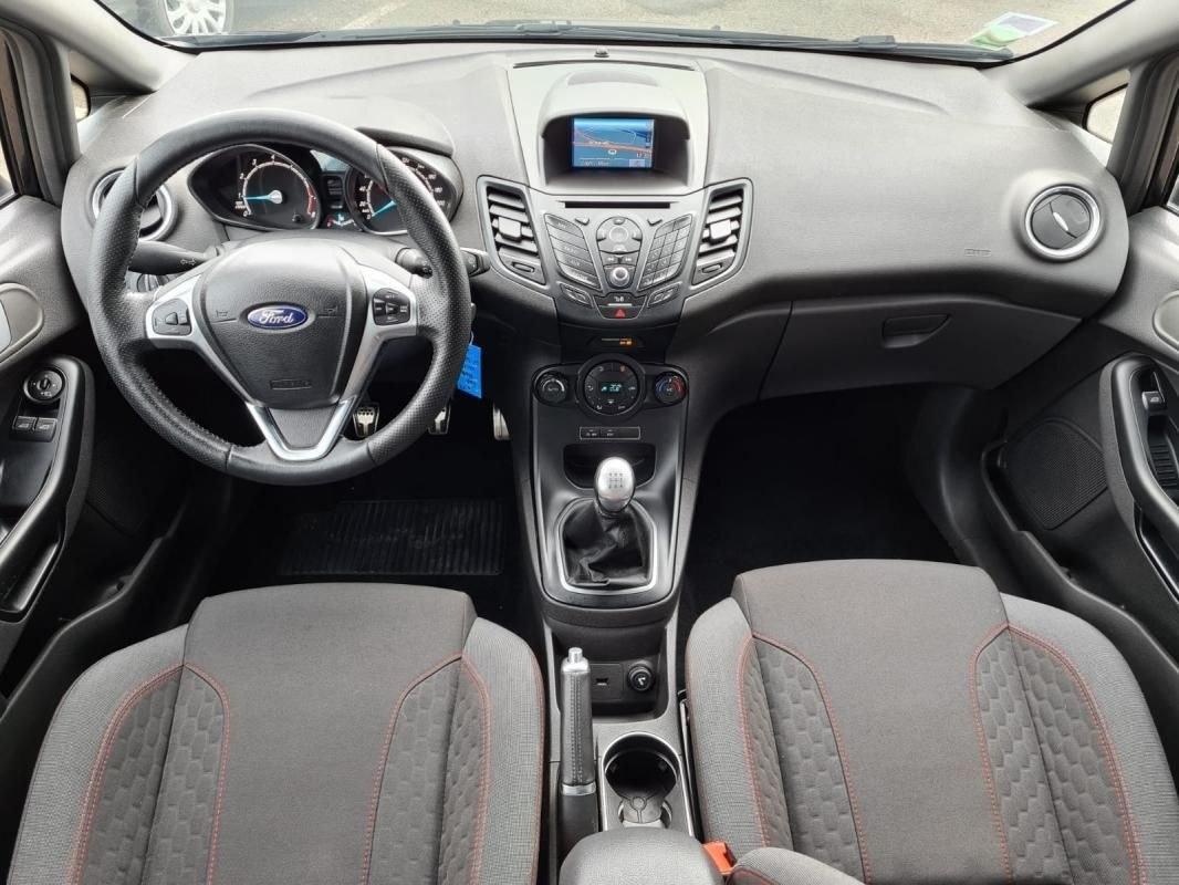 Ford Fiesta 1.0 ECOBOOST 125 CV GPS