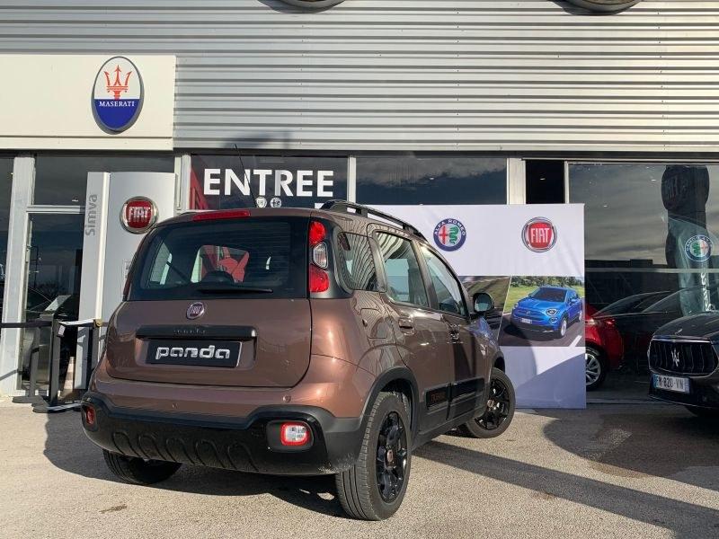 Occasion Fiat Panda LES MILLES 13290