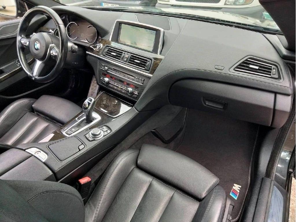 BMW Série 6 640i Coupé 320ch M Sport