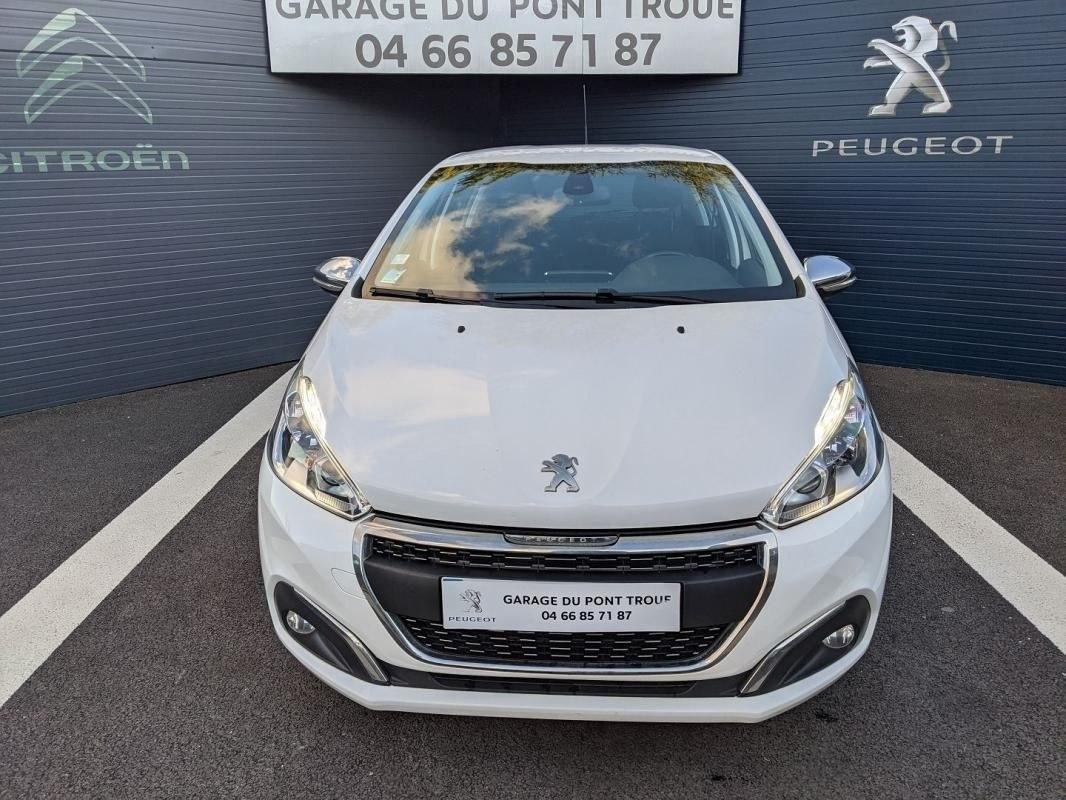 Peugeot 208 1.2 PURETECH 110CH ALLURE S&S EAT6 5CV 5P