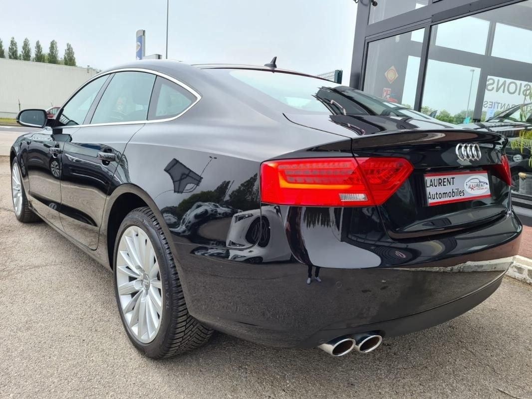 Audi A5 sportback 2.0 TDI 136 CV GPS BVA