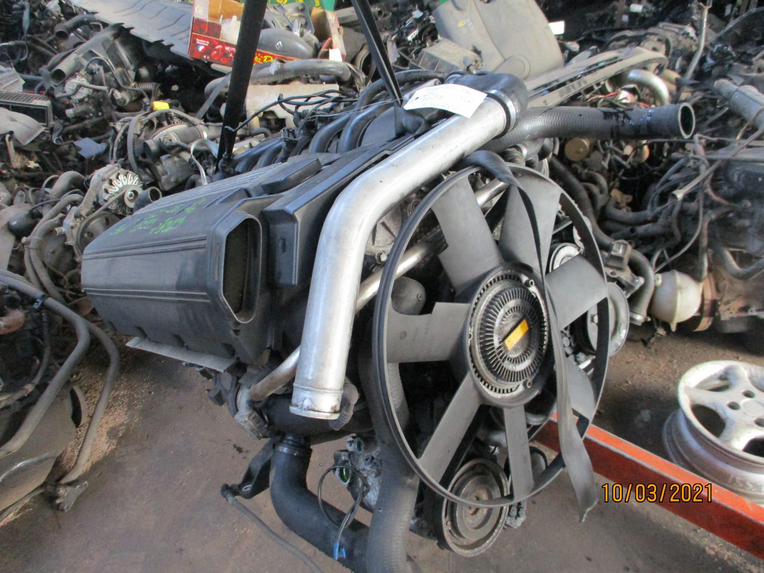 MOTEUR BMW 525 TDS 143 CV E39