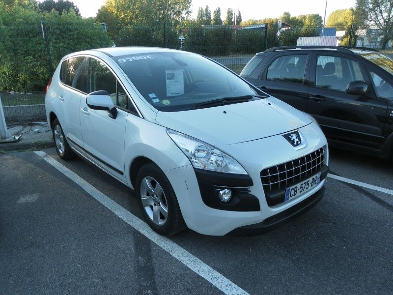 Occasion Peugeot 3008 COMPIEGNE 60200