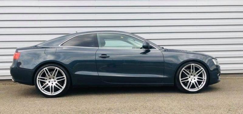 Audi A5 Coupé V6 TDI BVA8 190cv PACK RS5