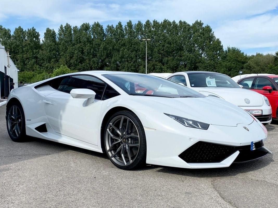 Lamborghini Huracán LP610-4 LIFT