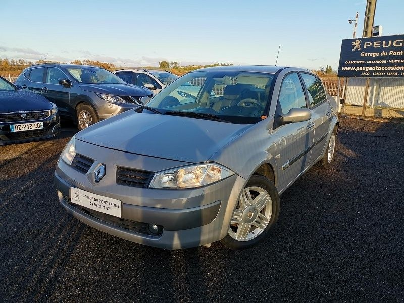 Renault Mégane II CLASSIC 1.9 DCI 120CH CONFORT EXPRESSION