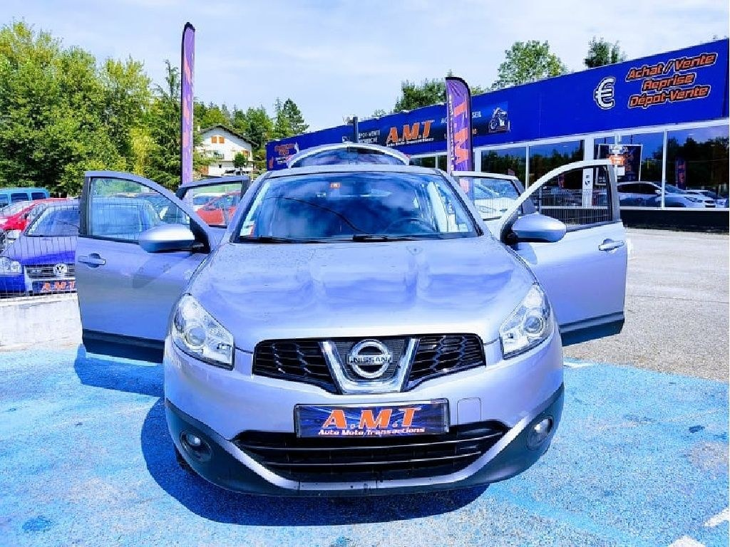 Nissan Qashqai 1.5 dCi 110 Visia