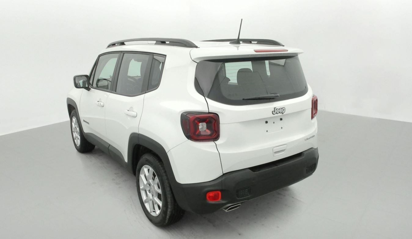 Mandataire auto Beauvais Haut De France Jeep Renegade 6